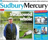 Sudbury Mercury - Swallowed whole